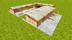 Food storage v4.0 pour Farming Simulator 2015