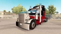 GP custom skin pour le camion Peterbilt 389