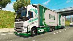 Tandem truck traffic v1.1.1