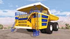 BelAZ 75710 v1.1 pour BeamNG Drive