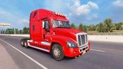 Скин États Logistique на Freightliner Cascadia