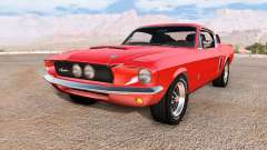 Ford Mustang Shelby GT500 für BeamNG Drive