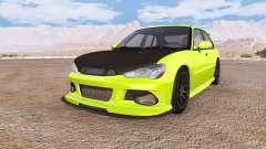 Hirochi Sunburst hatchback v1.1 für BeamNG Drive