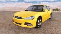 Hirochi Sunburst V6 v1.1 pour BeamNG Drive