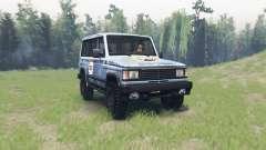 Der UAZ 3170 Simbir