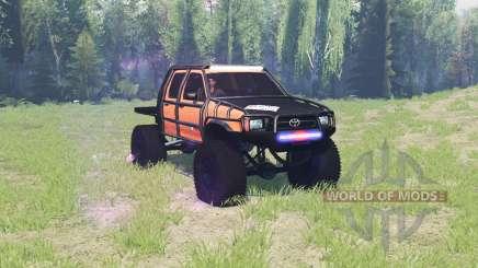 Toyota Hilux 1996 für Spin Tires