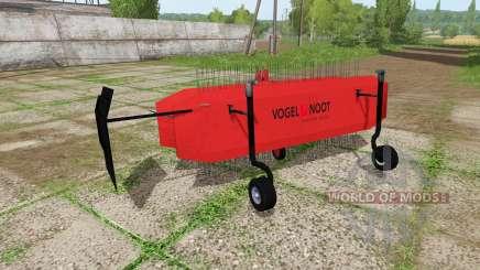 Vogel&Noot Heublitz 220 für Farming Simulator 2017