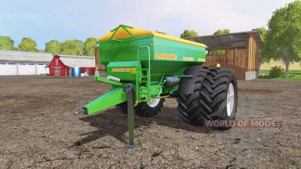 AMAZONE ZG-B 8200 twin wheels pour Farming Simulator 2015