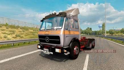 Mercedes-Benz 1632 v1.2 pour Euro Truck Simulator 2