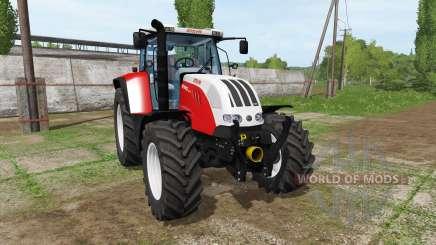 Steyr 6140 CVT v2.0 für Farming Simulator 2017