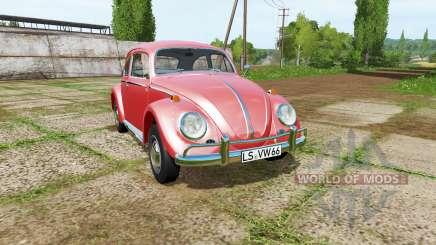 Volkswagen Beetle 1966 für Farming Simulator 2017
