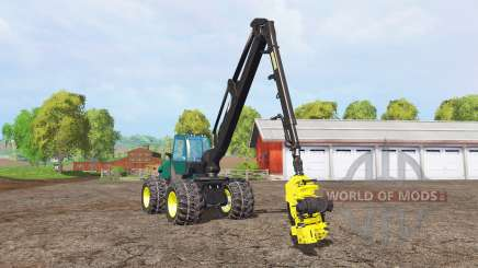 Timberjack 870B v1.2 pour Farming Simulator 2015