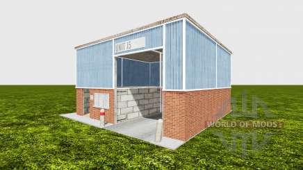 Small garage für Farming Simulator 2015