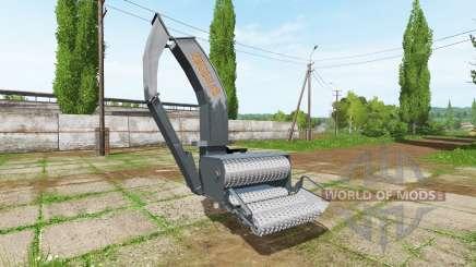 Wood crusher v1.2 pour Farming Simulator 2017