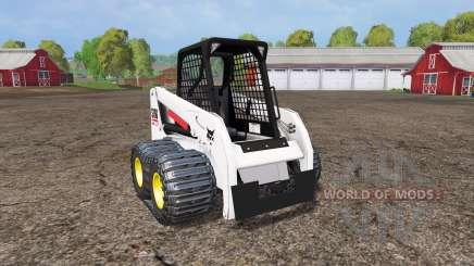 Bobcat S160 track pour Farming Simulator 2015