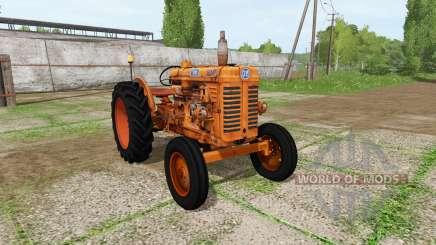 OM 50R v1.1 pour Farming Simulator 2017