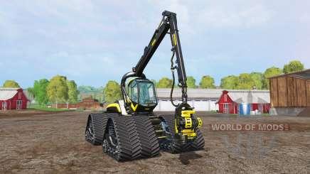 PONSSE Scorpion quadtrac für Farming Simulator 2015