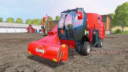 Kuhn SPV Confort 12 pour Farming Simulator 2015