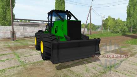 Skidder für Farming Simulator 2017