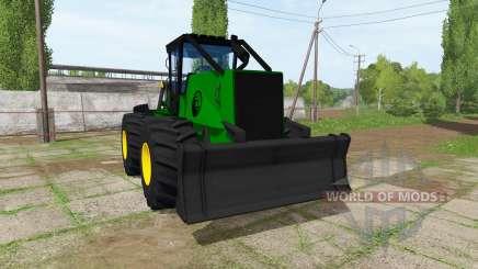Skidder pour Farming Simulator 2017