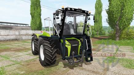 CLAAS Xerion 4000 Saddle Trac für Farming Simulator 2017