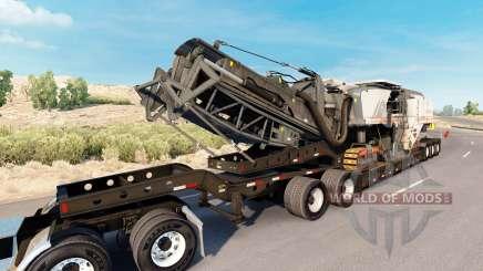 Fontaine Magnitude 55L Wirtgen für American Truck Simulator