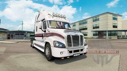 Freightliner Cascadia v1.2 pour Euro Truck Simulator 2