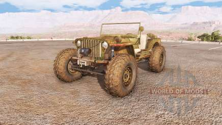Jeep Hell v1.1 pour BeamNG Drive
