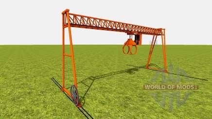 Bridge crane pour Farming Simulator 2015