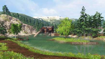 Ulsteinvik v1.4 pour Farming Simulator 2015