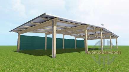 Shelter pour Farming Simulator 2015