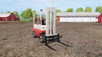 Linde H25D v1.1 für Farming Simulator 2015