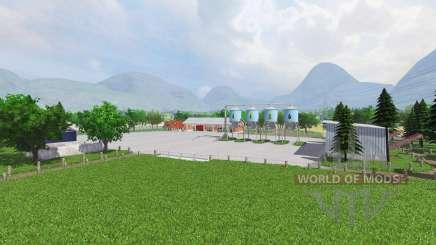 Allgau v1.1 für Farming Simulator 2013
