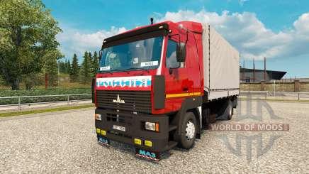 MAZ 5340 pour Euro Truck Simulator 2
