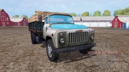 GAZ 53 für Farming Simulator 2015