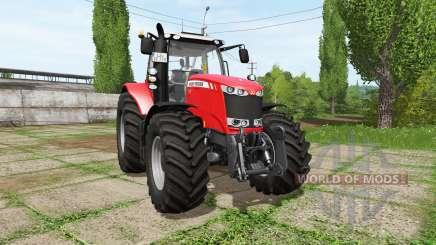 Massey Ferguson 7720 v1.2.1 für Farming Simulator 2017