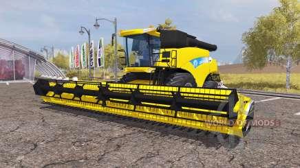 New Holland CR9090 v2.0 pour Farming Simulator 2013