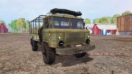 GAZ 66 für Farming Simulator 2015
