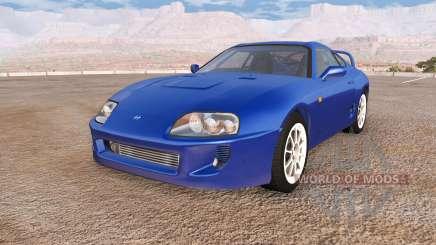 Toyota Supra engine pack v2.1 für BeamNG Drive
