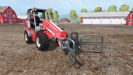 Weidemann 4270 CX 100T v1.2 pour Farming Simulator 2015
