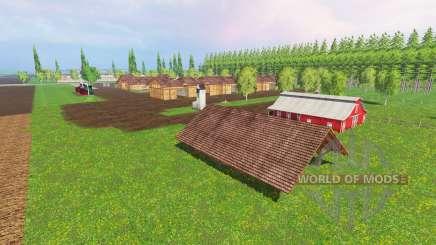 Region Of Texas v1.1 pour Farming Simulator 2015