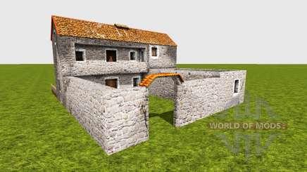 Medieval greek house für Farming Simulator 2015
