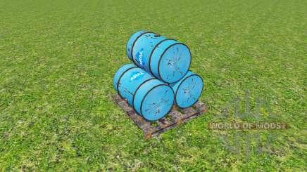 Barrels v1.15 für Farming Simulator 2015