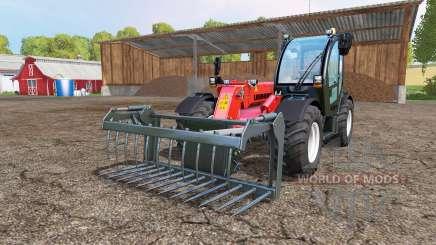Liebherr TL 436-7 v1.3 pour Farming Simulator 2015