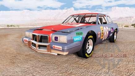 Pontiac Grand Prix Hotring 1981 pour BeamNG Drive