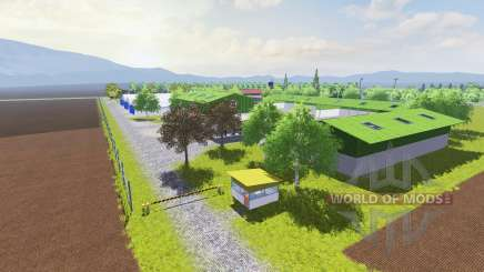 Agrarfrost v5.5 für Farming Simulator 2013