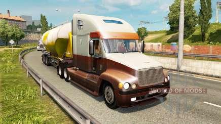 American truck traffic pack v1.3.1 für Euro Truck Simulator 2
