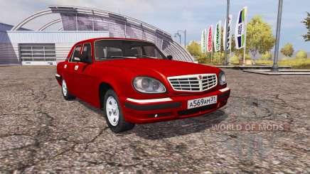 GAZ 31105 Volga für Farming Simulator 2013
