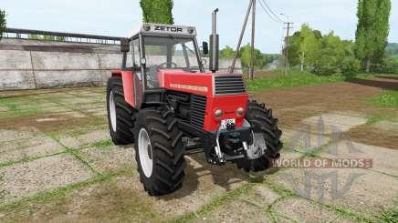 Zetor Crystal 12045 v2.0 für Farming Simulator 2017