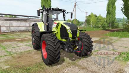 CLAAS Axion 800 pour Farming Simulator 2017